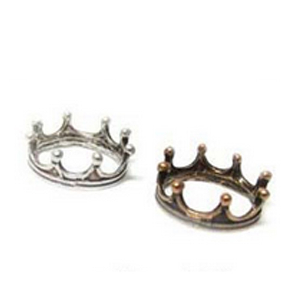 Crown Tiara Ring - A024#